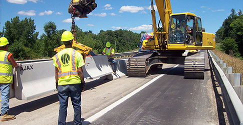 Precast Concrete Barrier Rental Saves Time Hassle And Money